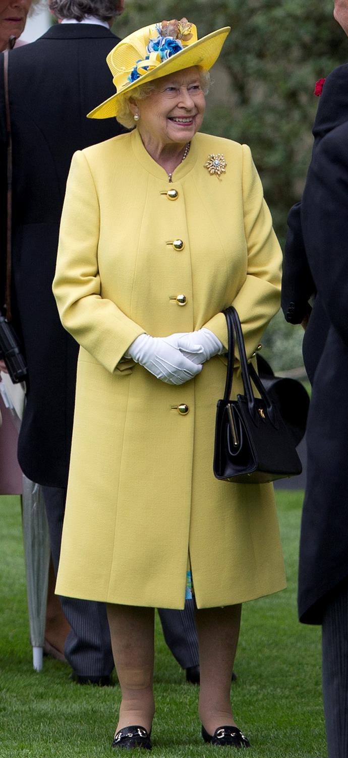 Queen Elizabeth (Day 1)