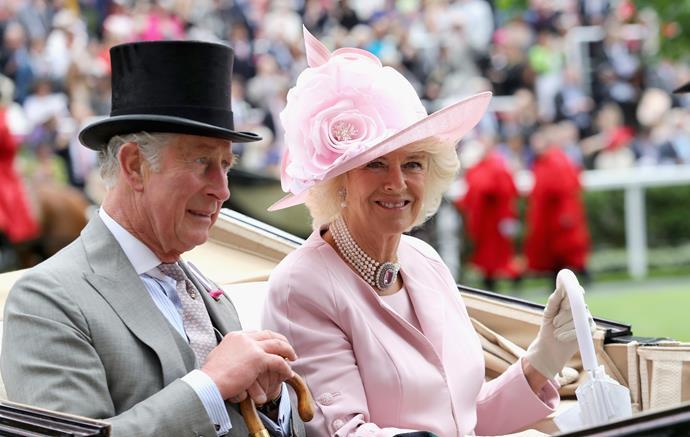 Camilla, Duchess of Cornwall (Day 1)