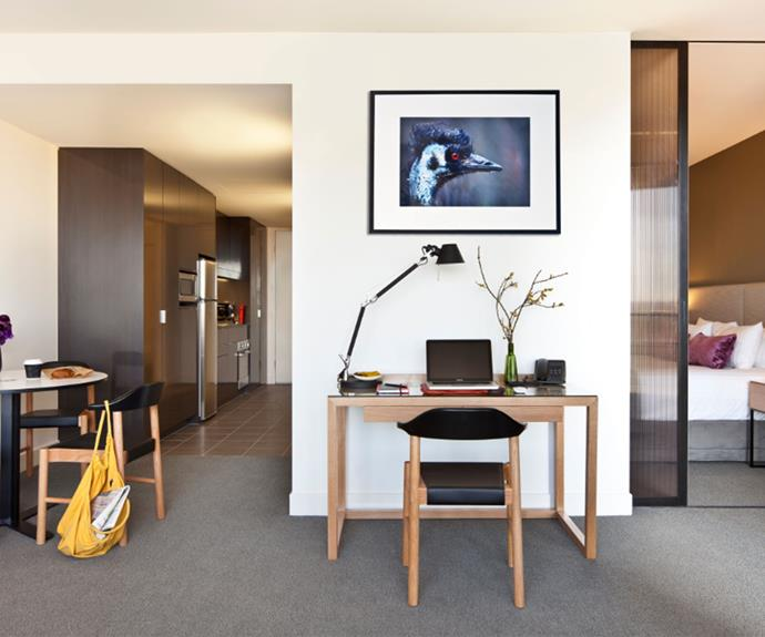 A one-bedroom East apartment