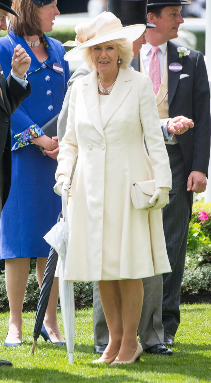 Duchess of Cornwall (Day 2)