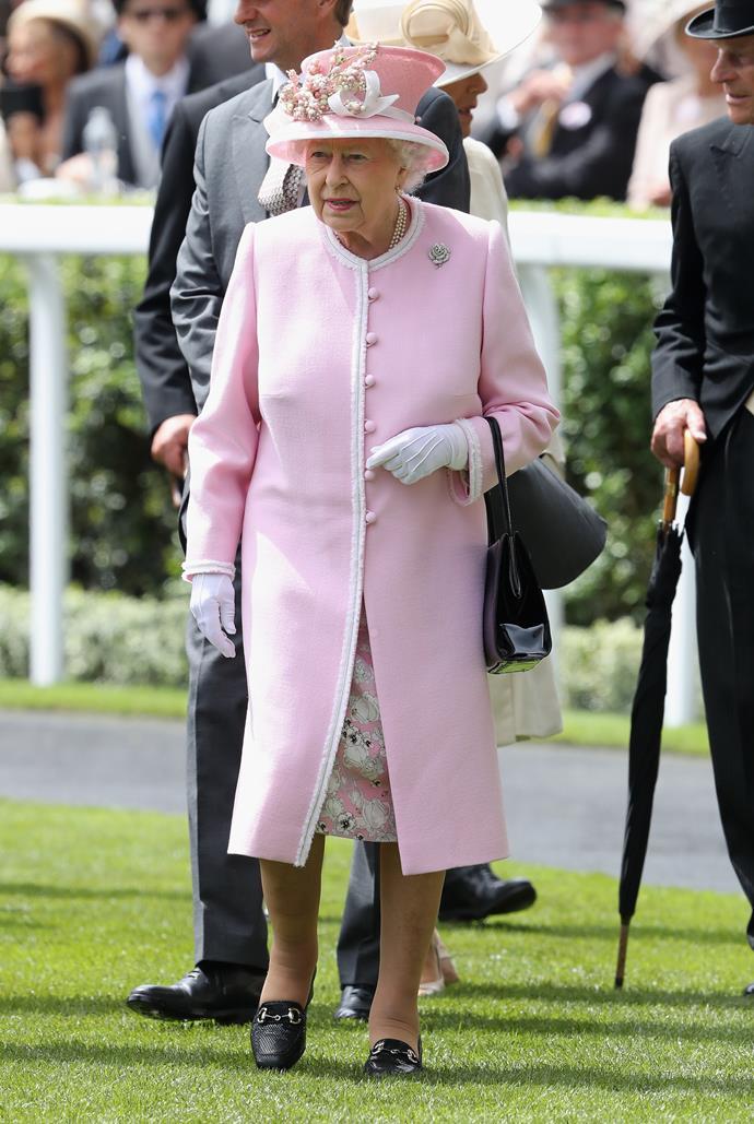 Queen Elizabeth (Day 2)