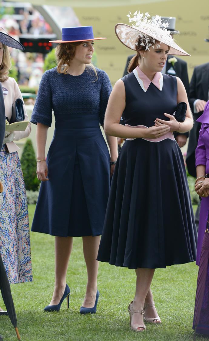 Princess Eugenie and Princess Beatrice (Day 3)