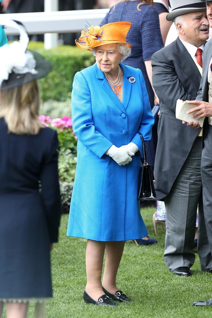 Queen Elizabeth (Day 3)