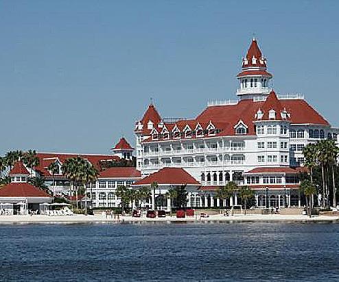 Disney World's Grand Floridian Resort