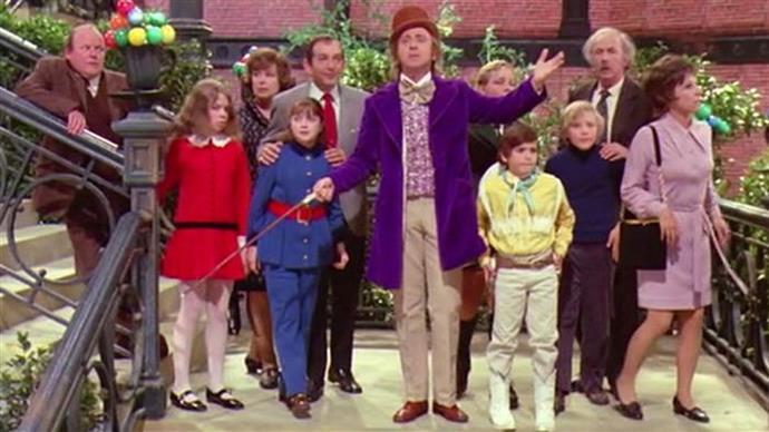 Gene Wilder was incredible as Willy Wonka