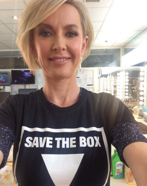 Deborah Knight is backing the campaign