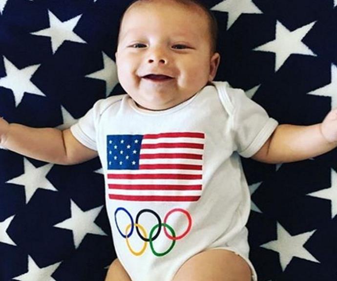 PHOTO: Boomer Phelps / Instagram.