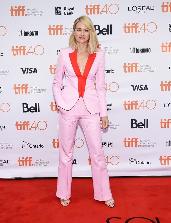 Toronto Film Festival, September '15
