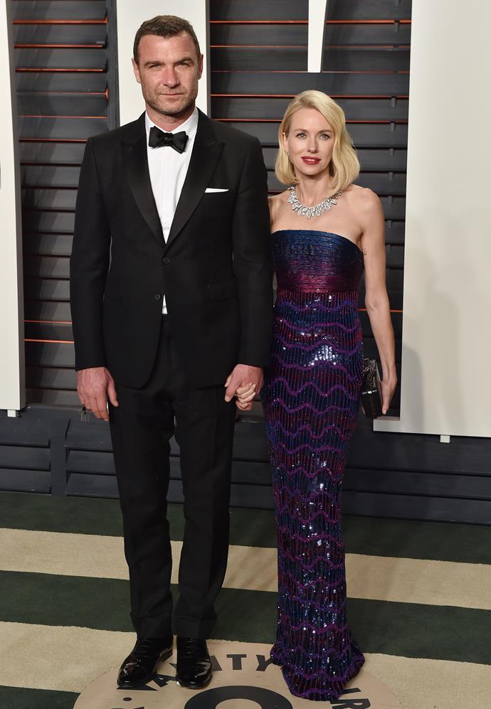 Vanity Fair Oscars after party, Feb '16