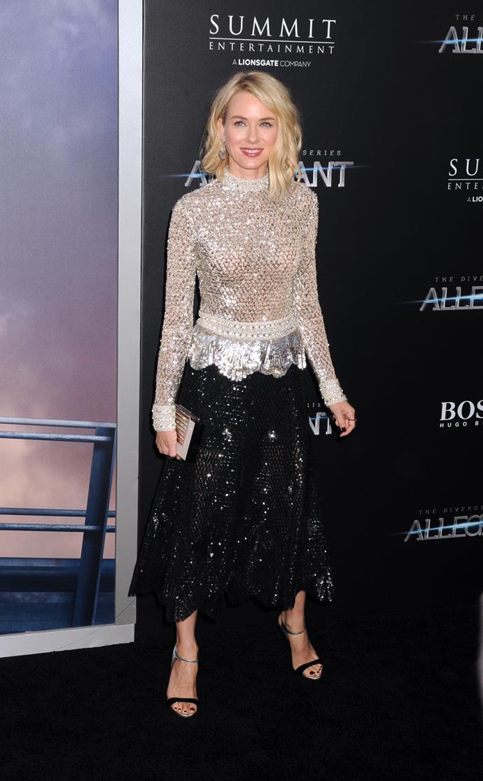 Divergent New York premiere, March '16