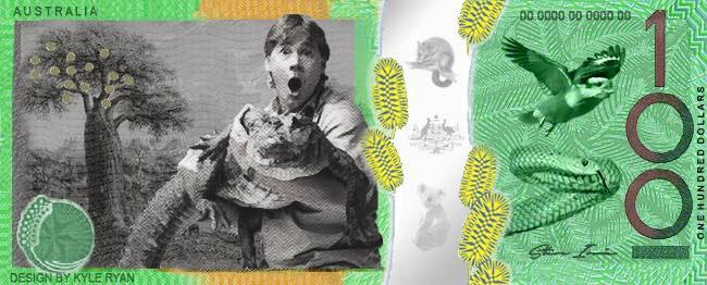 Could this be the future Australian currency's design?