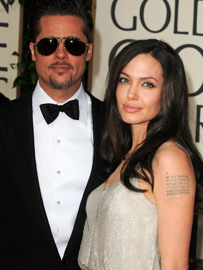 "In an op-ed for *The New York Times*, Angelina wrote an emotional piece about her difficult choice – which she explained ""was not easy, but it is one I am very happy that I made"" – and gave credit to her partner, Brad for his care. ""I am fortunate to have a partner, Brad Pitt, who is so loving and supportive,"" she wrote. ""So to anyone who has a wife or girlfriend going through this, know that you are a very important part of the transition."" Angelina said Pitt was with her ""for every minute of the surgeries,"" and said throughout it all, ""We managed to find moments to laugh together."""
