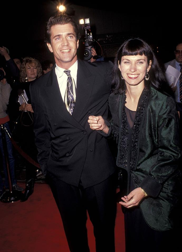 **Mel Gibson's** divorce from wife **Robyn** cost an estimated $425 million.