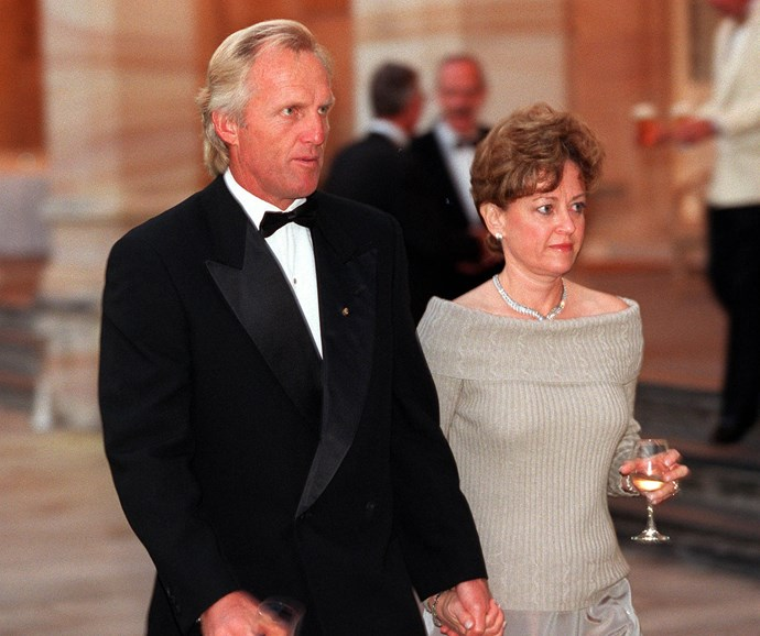 **Greg Norman's** divorce from **Laura Andrassy** cost an estimated $103 million.