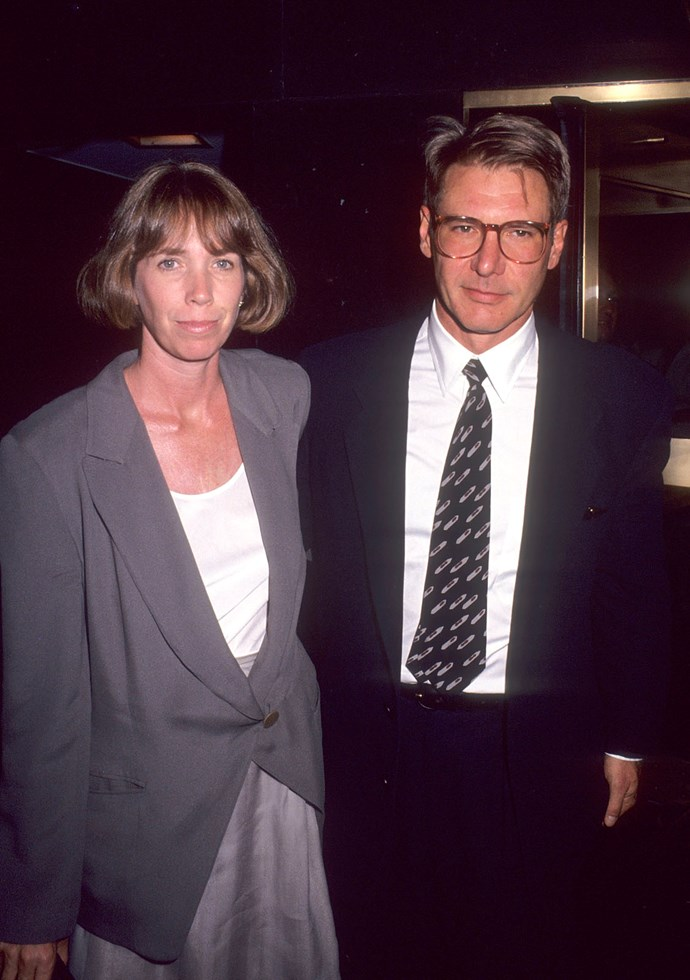 **Harrison Ford's** divorce from **Melissa Mathison** was estimated at $85 million.
