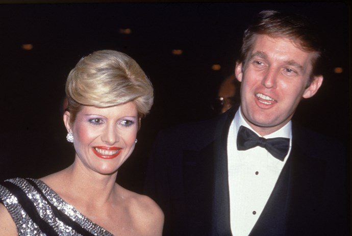 **Donald Trump's** divorce from **Ivana Trump** cost him an estimated $25 million.