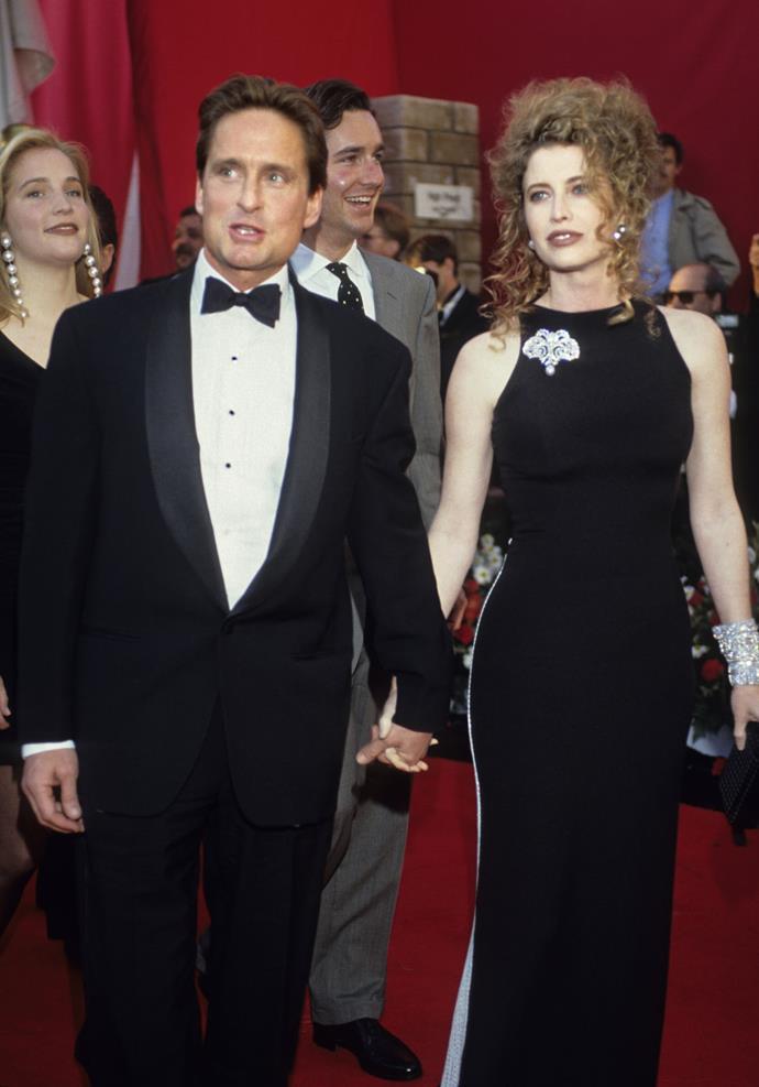 **Michael Douglas'** divorce from **Diandra Douglas** cost him an estimated $45 million.