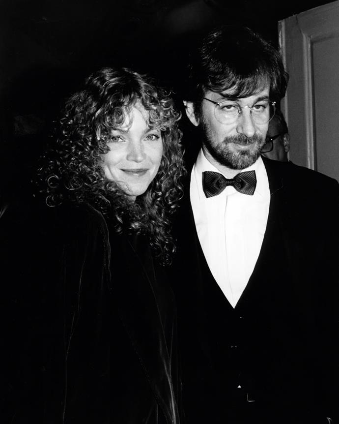 **Steven Spielberg's** divorce from **Amy Irvine** cost an estimated $100 million.