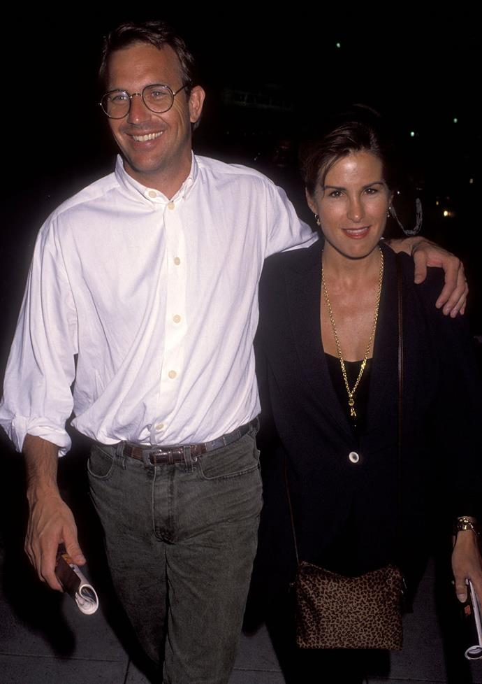 **Kevin Costner's** divorce from **Cindy Silva** cost him an estimated $80 million.
