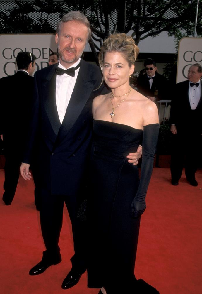**James Cameron's** divorce from **Linda Hamilton** cost an estimated $50 million.