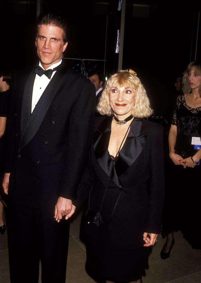 **Ted Danson's** divorce from **Casey Coats** was estimated at $30 million.
