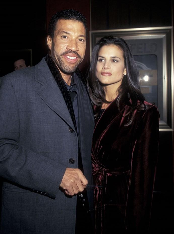 **Lionel Richie's** divorce from **Diane Richie** was estimated at $20 million.