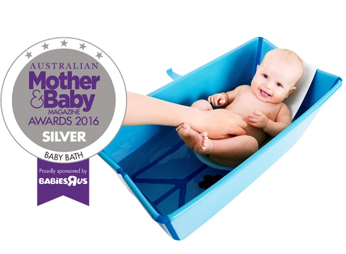 "CATEGORY: MOST POPULAR BABY BATH. The [Stokke Flexibath](http://www.exquira.com.au/|target=""_blank"") RRP $65 is a foldable baby bath tub that features optional newborn support. Lightweight and portable, it's great for travel."