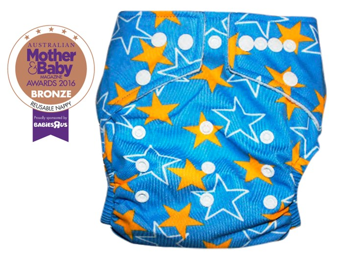 """CATEGORY: MOST POPULAR REUSABLE NAPPY. [Hippybottomus Stay-Dry Natural Nappies](http://www.hippybottomus.com.au/