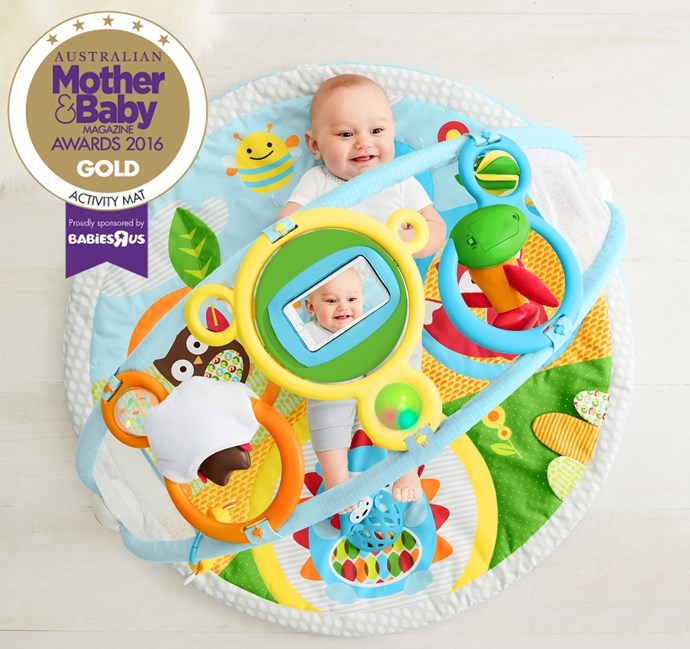 """CATEGORY: MOST POPULAR ACTIVITY MAT. The [Bloom & Grow Skip Hop](http://bloomandgrowasia.com/home/