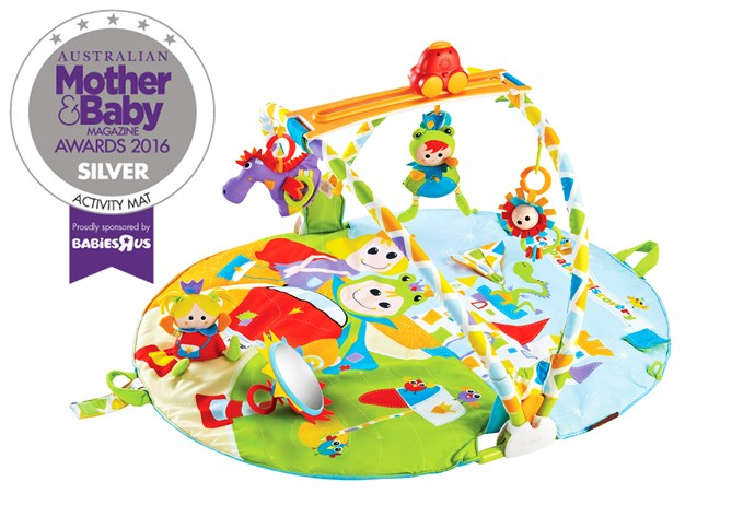 """CATEGORY: MOST POPULAR ACTIVITY MAT. The [Yookidoo Gymotion Activity Playland Yookidoo](http://www.valiantbrands.com.au/