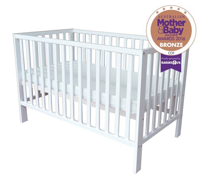 "CATEGORY: MOST POPULAR COT The [Babies""R"" Us Finley 2-in-1 Cot](http://www.babiesrus.com.au/ 