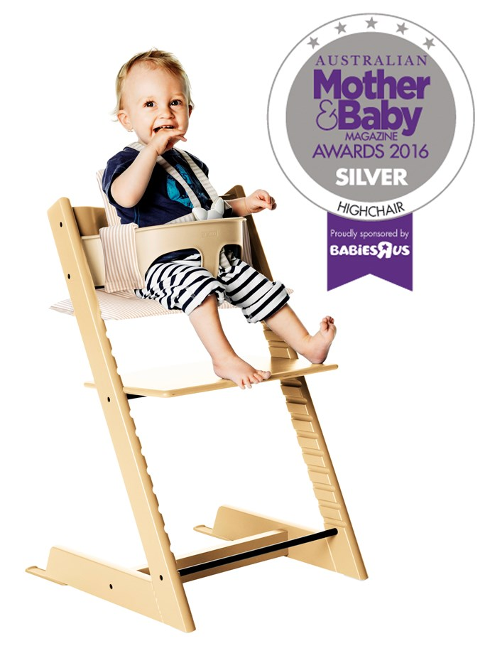 """CATEGORY: MOST POPULAR HIGH CHAIR The [Stokke Tripp Trapp](http://www.exquira.com.au/ 