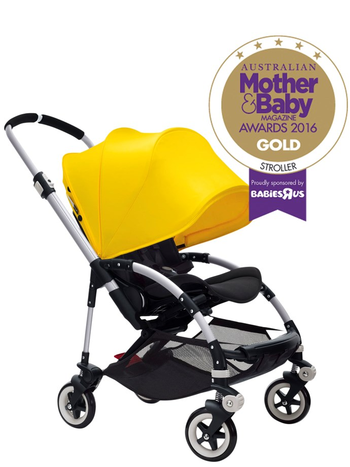 """CATEGORY: MOST POPULAR STROLLER [Bugaboo Bee 3](http://www.bugaboo.com/