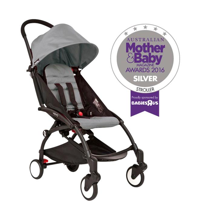 """CATEGORY: MOST POPULAR STROLLER [Babyzen YOYO+](http://www.babyzen.com/