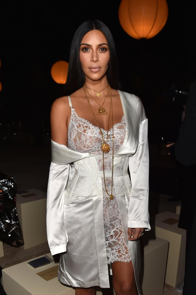 """The 35-year-old reality star, [who is reportedly being paid to take on this diet](http://www.elle.com/beauty/health-fitness/interviews/a37253/kim-kardashian-atkins-nutritionist-interview-june-2016/