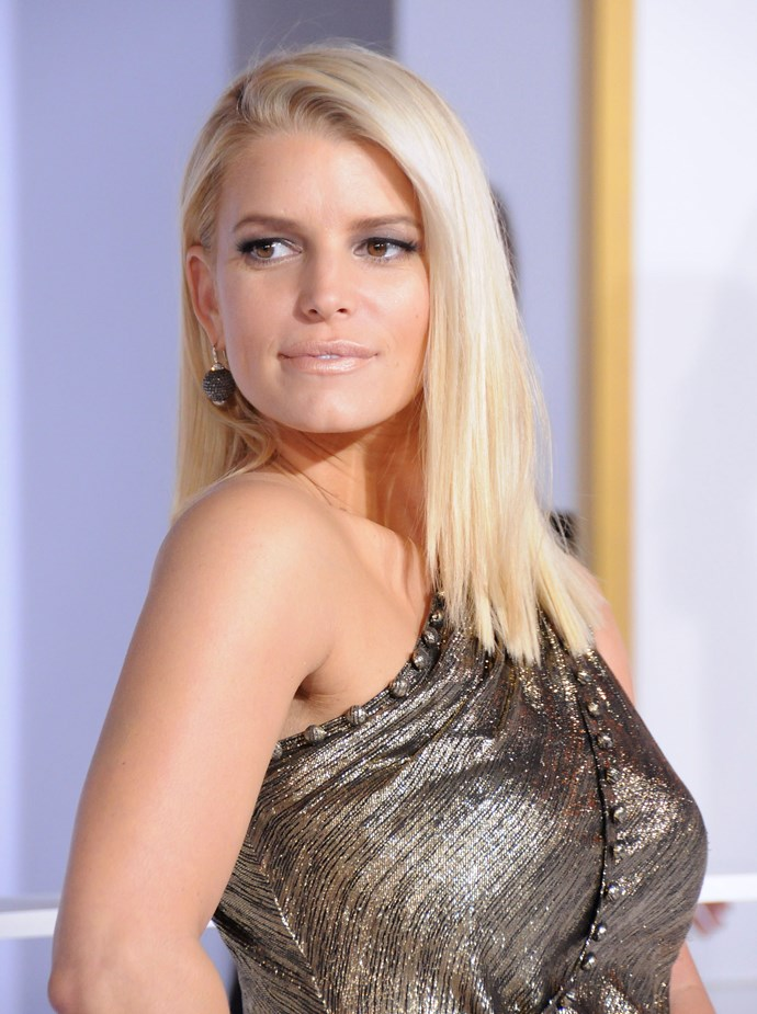 "Before publicly endorsing the [Weight-Watchers diet](http://www.nowtolove.com.au/celebrity/celeb-news/jessica-simpson-reveals-her-body-struggle-27454|target=""_blank""), Jessica Simpson, 36, was said to have tried the Atkins plan."