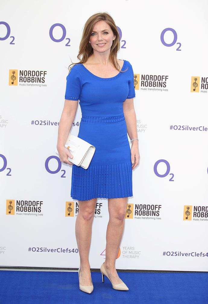 Mum-to-be Geri Halliwell, 44, was once a big Atkins diet fan.