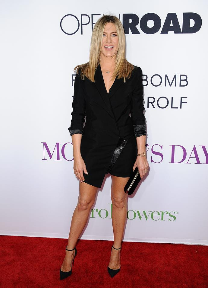 Jennifer Aniston, 47, has been a long-time follower of the now-controversial diet.