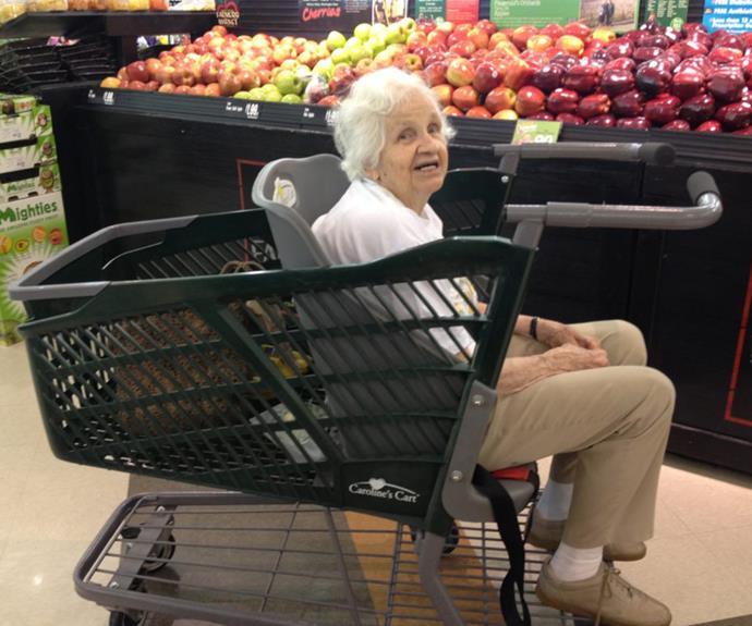 PHOTO: Caroline's Cart Facebook.