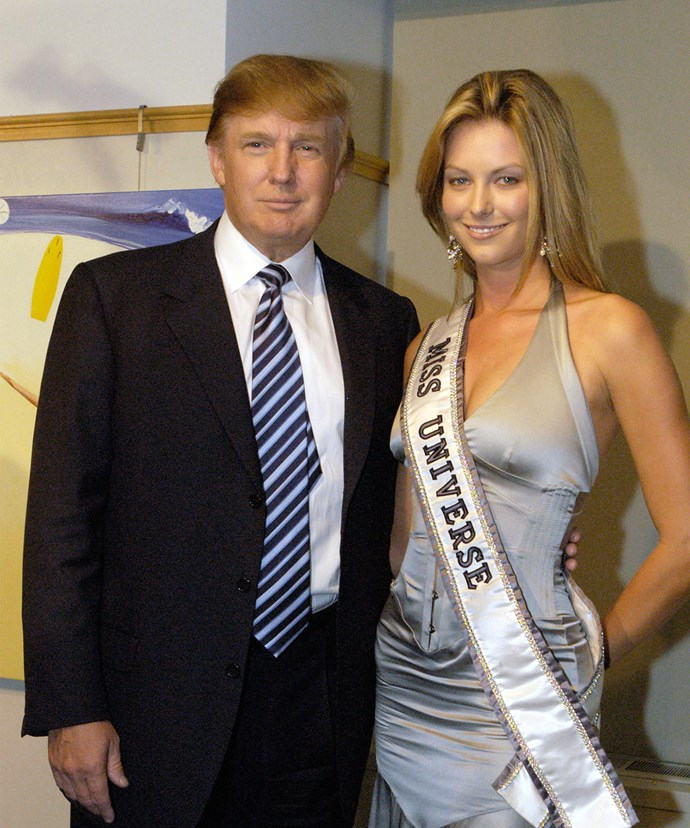 The model says she wants to avoid weighing in to any political debate.