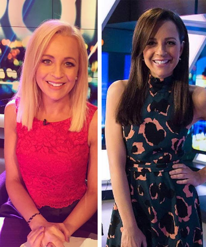 Carrie recently went from blonde to brunette... and not everyone is impressed!