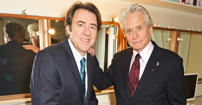 Michel Douglas reportedly made the revelations to UK chat show host Johnathan Ross.