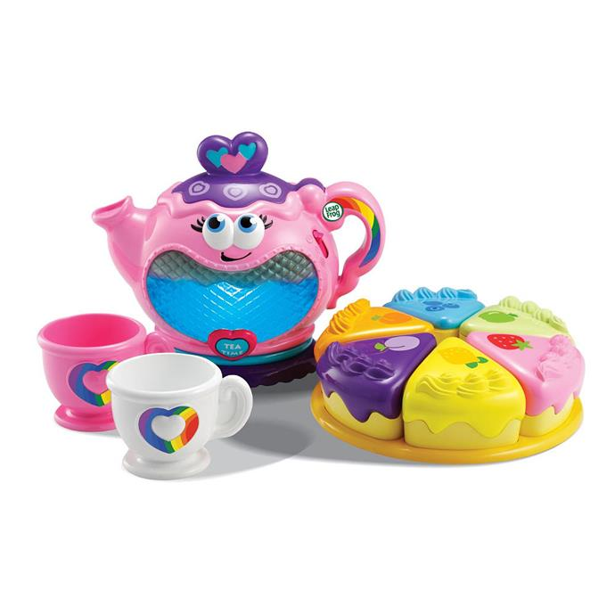 "[LeapFrog Musical Rainbow Tea Party](http://www.toysrus.com.au/leapfrog-musical-rainbow-tea-party/|target=""_blank""