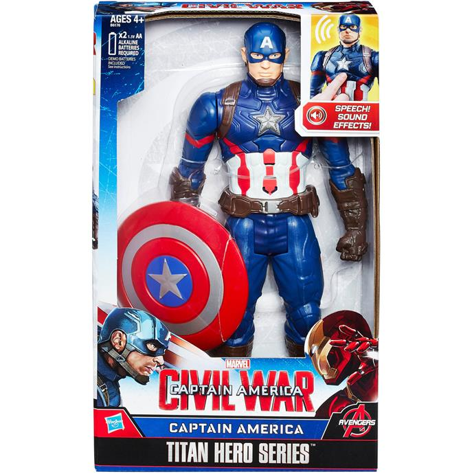 "[Captain America Electronic Titan Hero](https://www.target.com.au/p/marvel-titan-hero-series-captain-america-electronic-figure/59112624/|target=""_blank""