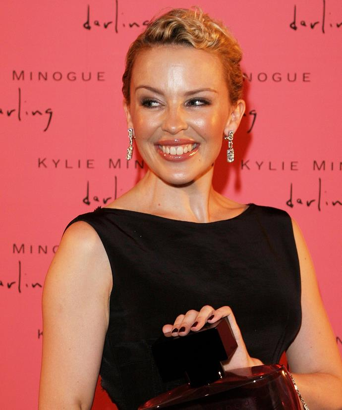 In 2016, singer Kylie Minogue celebrated her 10th year being cancer free after her May 2005 diagnosis.