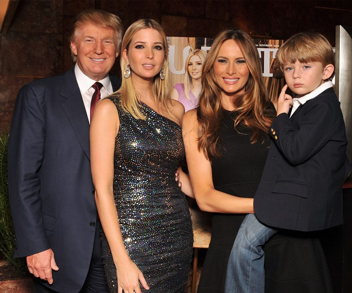 The new First Family.