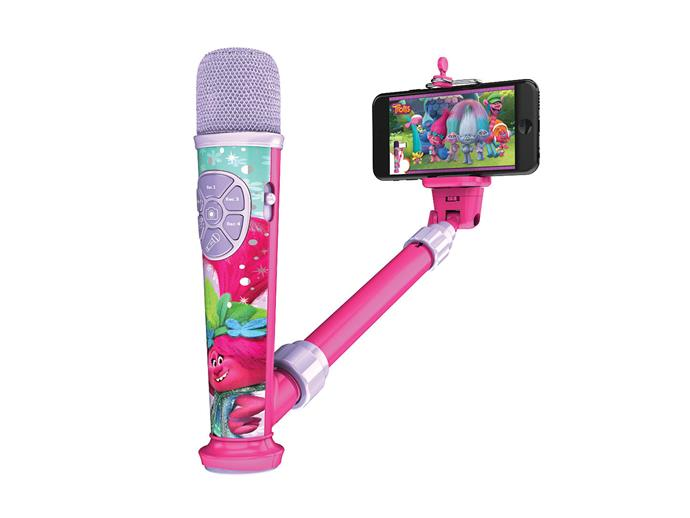 """[DreamWorks Trolls Selfie Star Video Recording Microphone](http://www.toysrus.com/buy/karaoke-microphones/dreamworks-trolls-selfie-star-video-recording-microphone-tr-077.emv6ts-104616106