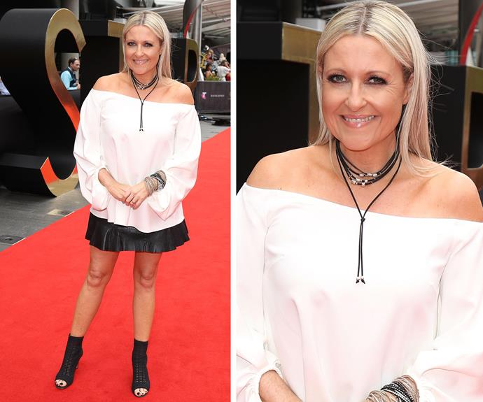 Angela Bishop is all set for another ARIAs!