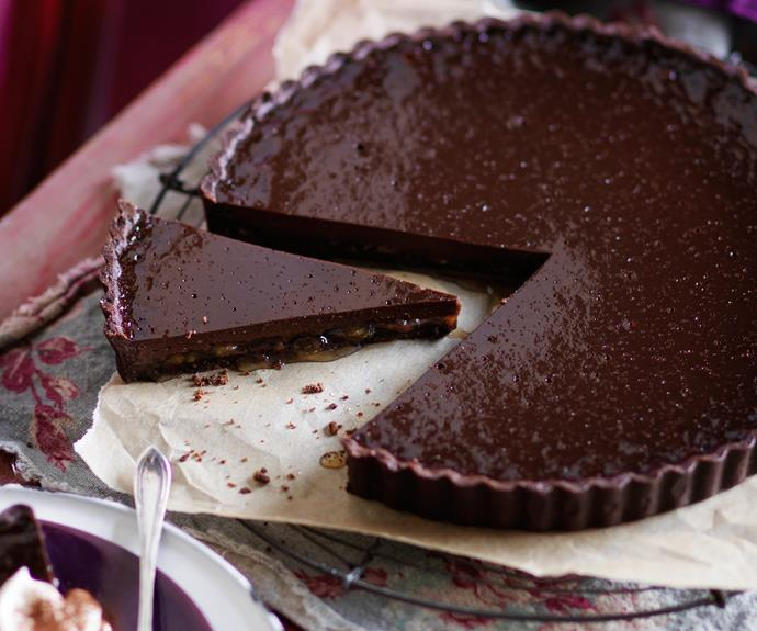 "An angry user might benefit from a delicious hit of magnesium, found in this drool-worthy *Australian Women's Weekly* [dark chocolate and marmalade tart](http://www.foodtolove.com.au/recipes/julie-goodwins-dark-chocolate-and-marmalade-tart-27263|target=""_blank""