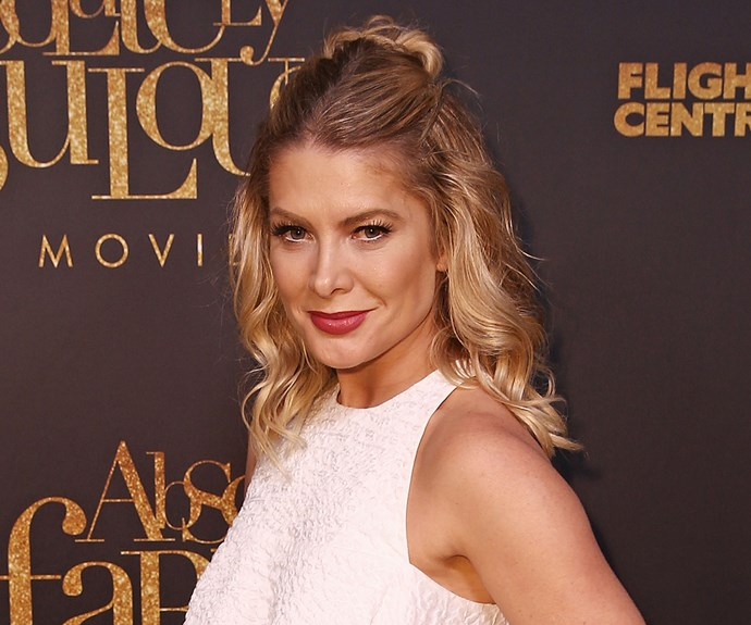 """**Natalie Bassingthwaighte's** gorgeous half-bun (aka the """"hun"""") is a dream come true for anyone who's short of time. Section the top part of your hair – using your ears as a guide – and twist it around into a bun securing with a hair elastic or bobby pins - whatever you have to hand. This look works best with a little bit of body so use a volumising shampoo and conditioner for best results. Try [Pantene Pro-V Sheer Volume Shampoo and Conditioner](https://www.priceline.com.au/pantene-pro-v-sheer-volume-shampoo-350-ml), $6.99 each."""